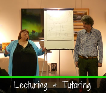 Lecturing and Tutoring